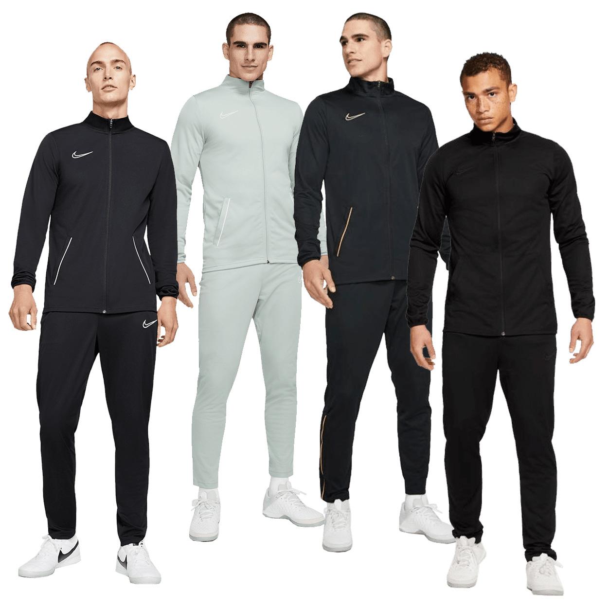 Nike Trainingsanzug Academy Knit in 4 Farben (Größen S bis XXL)