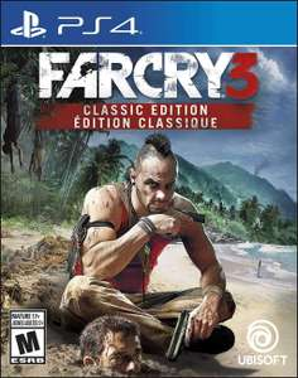 Far Cry 3: Classic Edition | PS4 USA PSN