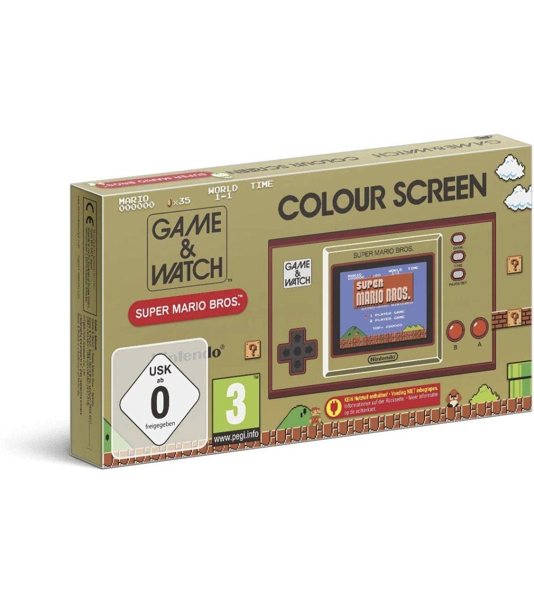 Nintendo Game und Watch: Super Mario Bros