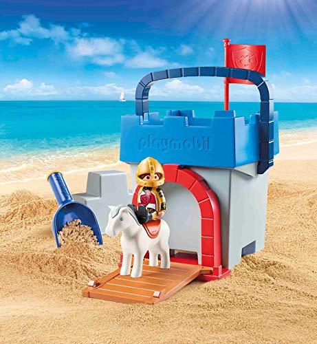 Playmobil Sandburg Kreativset 70340 1.2.3 Sand (Prime)