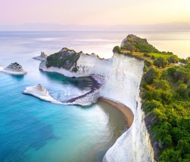Korfu / Griechenland: Eine Woche im Doppelzimmer des 5* Hotels Kairaba Mythos Palace (Adults Only) inkl. Frühstück für 122€ p.P. (Juni)