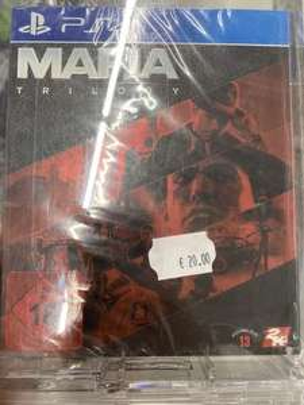 Lokal Rostock Saturn - Mafia Trilogy PS4
