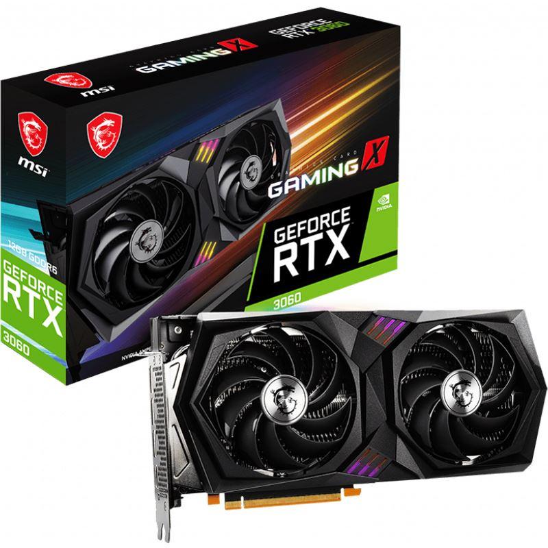 MSI Geforce 3060 Gaming X