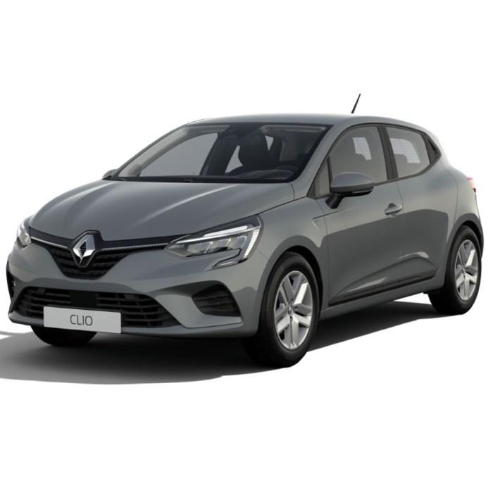 [Gewerbeleasing] Renault Clio Zen (90 PS) + Sonderausstattung für mtl. 45,38€ + 671€ ÜF (eff. 101€), LF 0,26, GF 0,58, 12 Monate