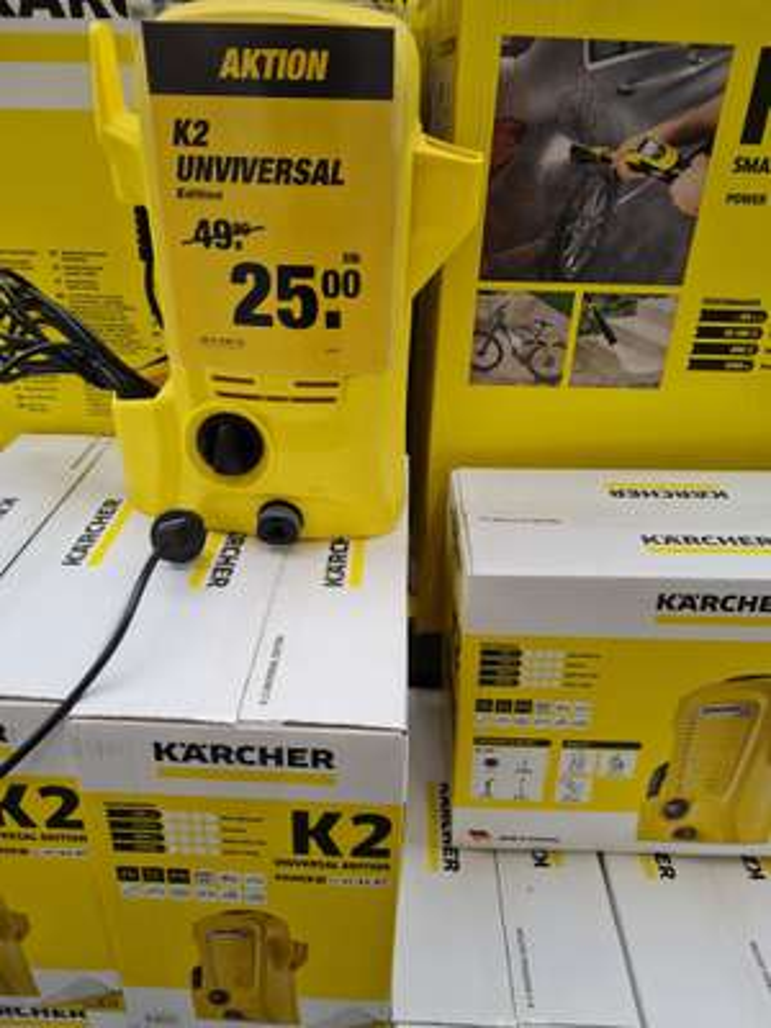 Kärcher K2 universal edition (lokal Lengerich)