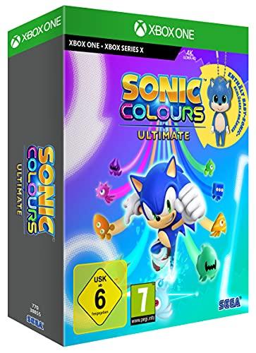 [PRIME] Sonic Colours: Ultimate Launch Edition (Xbox One / Xbox Series X) Vorbestellung, erscheint am 7.9.21