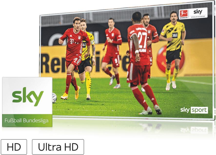 """Für Bestandskunden von """"Magenta Sport mit Sky Sport Kompakt"""": Sky Bundesliga für 14,99 € im Monat"""