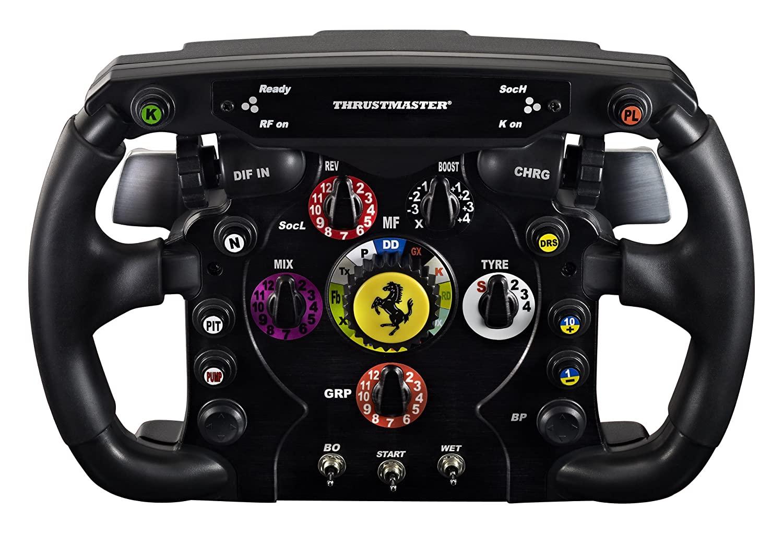 Thrustmaster F1 Wheel Add On Lenkrad - Ferrari 150th Italia Rennlenker-Replik - 149,95€ mit GS [computeruniverse.de]