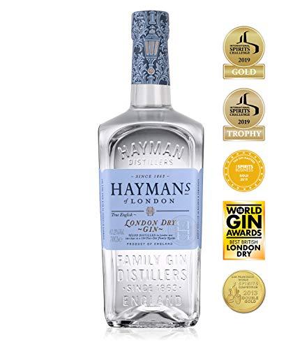 [Amazon Spar-Abo] Hayman's London Dry Gin 41,2% (13,84€ mit 5 Spar-Abos)