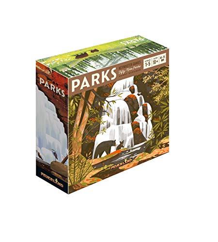 Parks (Feuerland Spiele) Brettspiel, BGG 7,9 (Prime)