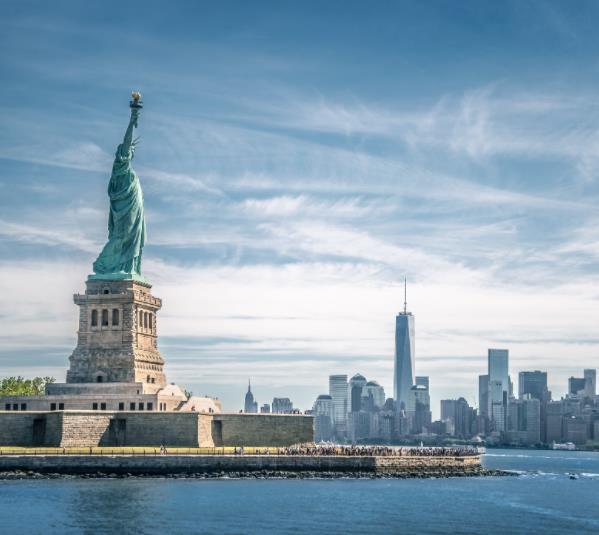 Flüge: New York / USA (Sept-Mai) Hin- und Rückflug mit Air Europa von Düsseldorf, Frankfurt und München ab 263€