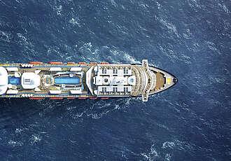 "Mein Schiff 2 Kreuzfahrt in Einzelkabine m. Balkon 17.-24.6. (7 ÜN) Balearen, inkl. Flug, ""premium alles inklusive"", Doppelkabine 899 € p.P."