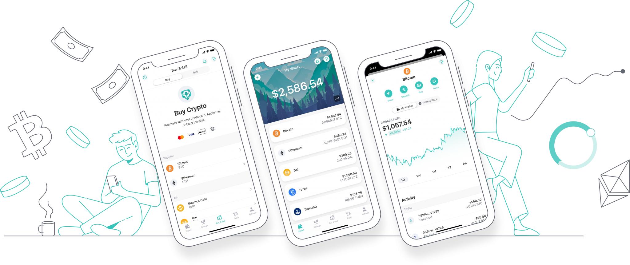 [ZenGo] Bitcoin im Wert von 10$ geschenkt bei Kauf von Bitcoins für 200$