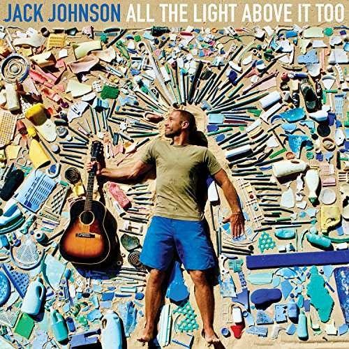 [Vinyl/Prime] Jack Johnson - All the lights above it too
