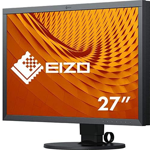 EIZO ColorEdge CS2731 27 Zoll Grafik Monitor (DVI-D, HDMI, USB 3.1 Hub, USB 3.1 Typ C, DisplayPort, Auflösung 2560 x 1440, Wide Gamut)