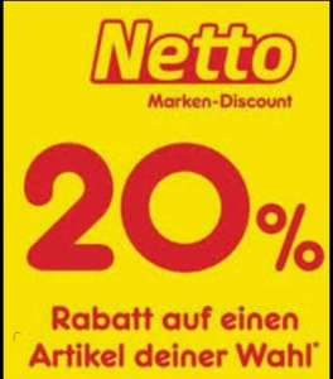 [Netto MD] Rabatt Coupons KW24 (14.06. - 19.06.), bundesweit einsetzbar