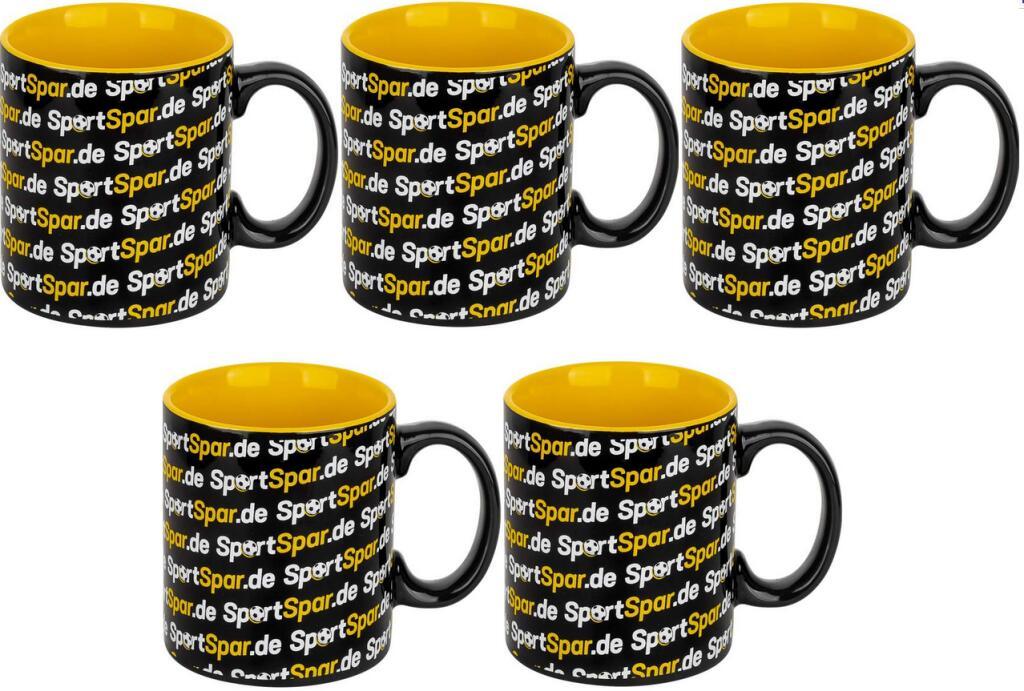 5x SportSpar Jumbo-Tasse (550 ml) [SportSpar]