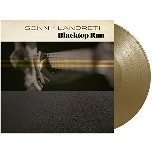 (Prime) Sonny Landreth - Blacktop Run (Ltd. Gold Vinyl LP + Mp3)