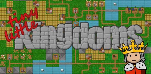 Tiny Littel Kingdoms: Smartphone Spiel (ähnlich Carcassonne)