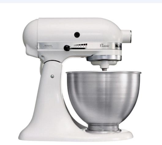 KitchenAid Küchenmaschine Classic Weiß oder schwarz