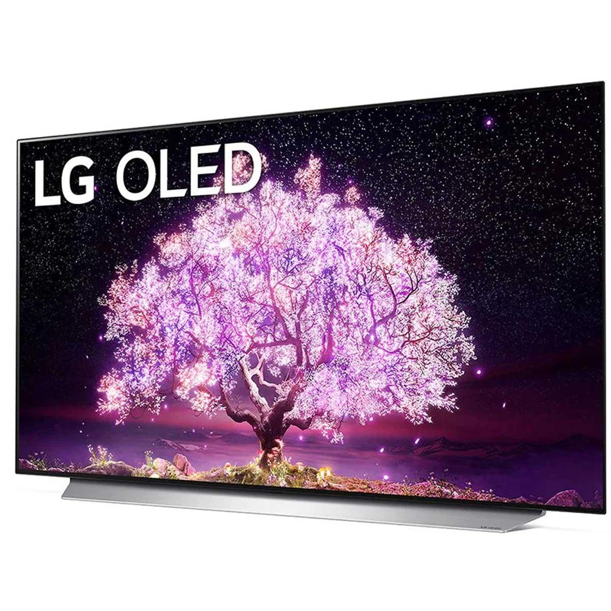"""LG OLED77C18LA 77"""" OLED 4K TV (315 € Cashback + shoop = eff. 2844€)"""