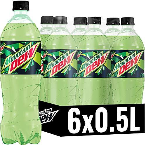Amazon Prime: 6 x 0,5 Liter Mountain Dew Regular , entspricht dem Einzelpreis je Flasche : rund 58 Cent,