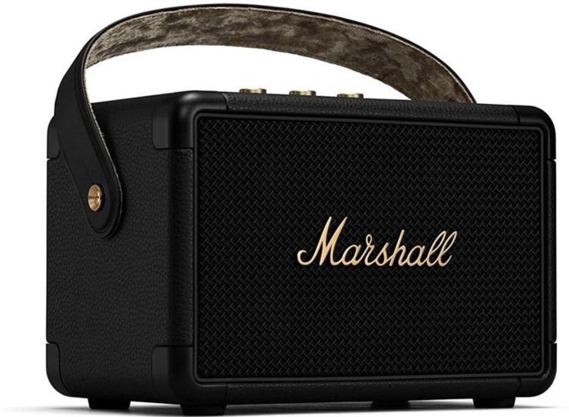 Marshall Kilburn 2, Black & Brass