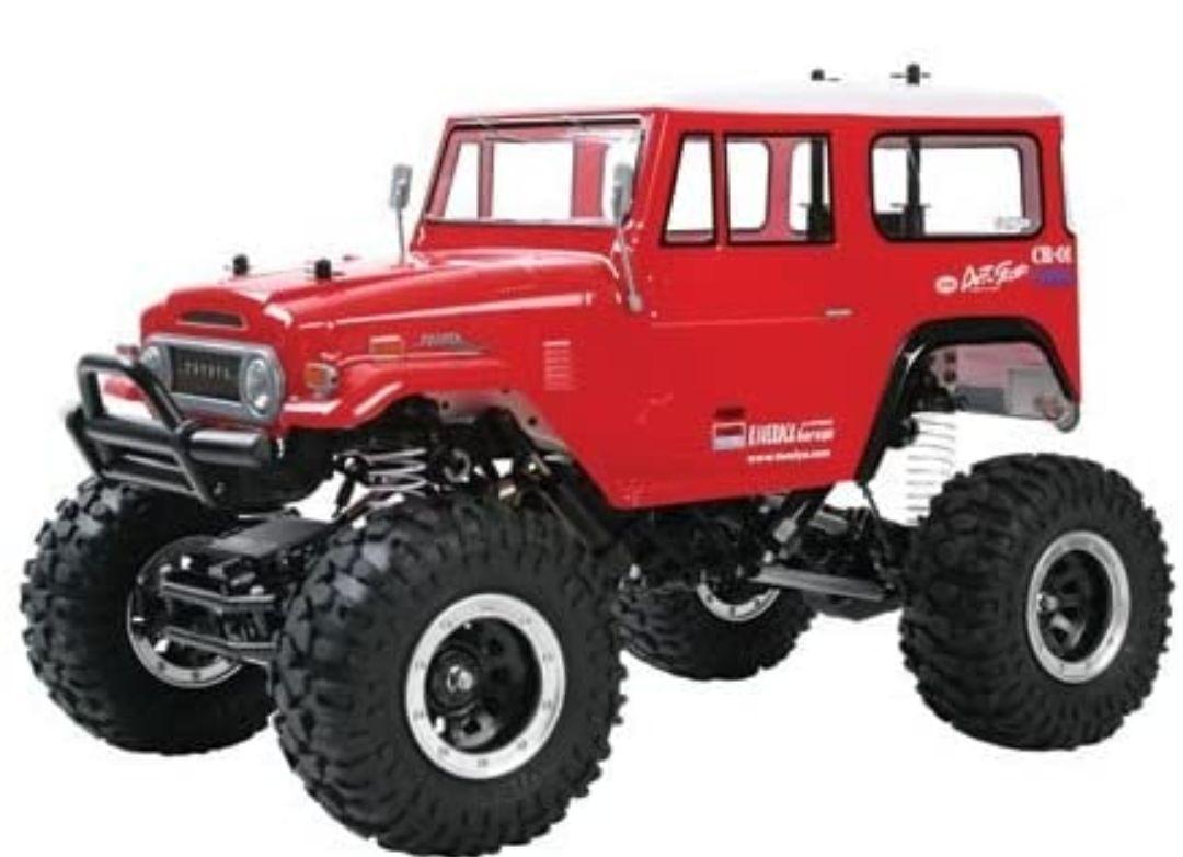 RC Crawler TAMIYA 300058405 - Toyota Land Cruiser 40