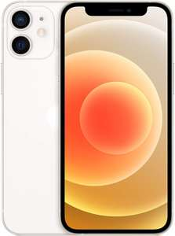 """Apple iPhone 12 Mini 256GB (5,4"""" FHD+ OLED, 5G, 4GB, A14 Chip, 523K AnTuTu) in Weiß, Blau oder Rot"""