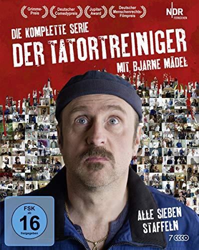 Der Tatortreiniger - Die komplette Serie (6 Blu-rays plus 1 DVD)