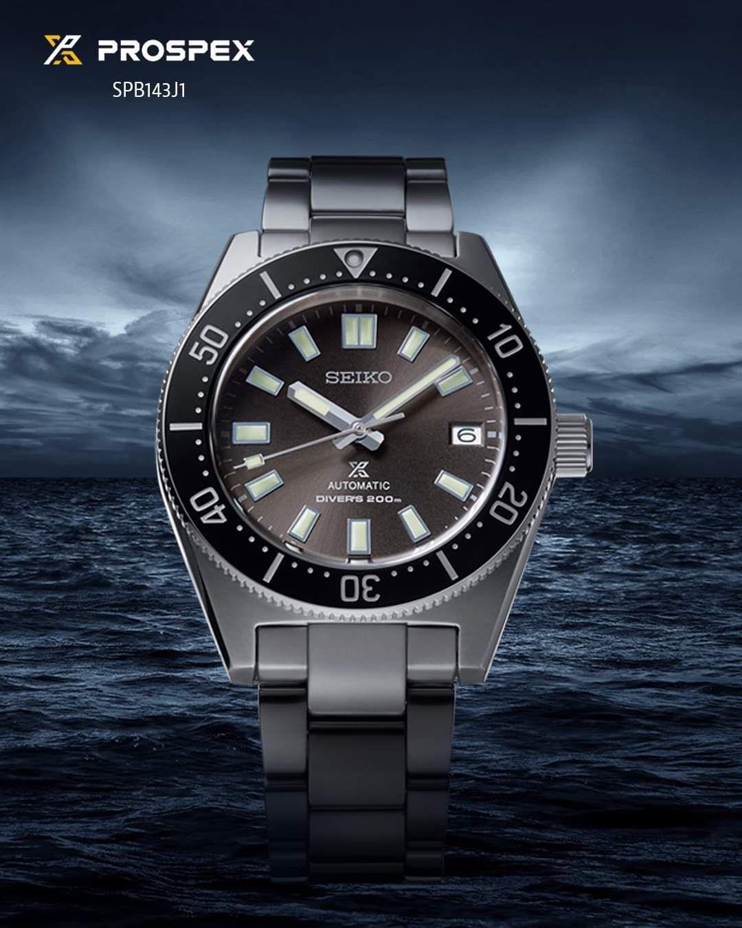 Seiko Prospex 62mas Diver Automatikuhr SPB143J1 40,5mm zum Bestpreis