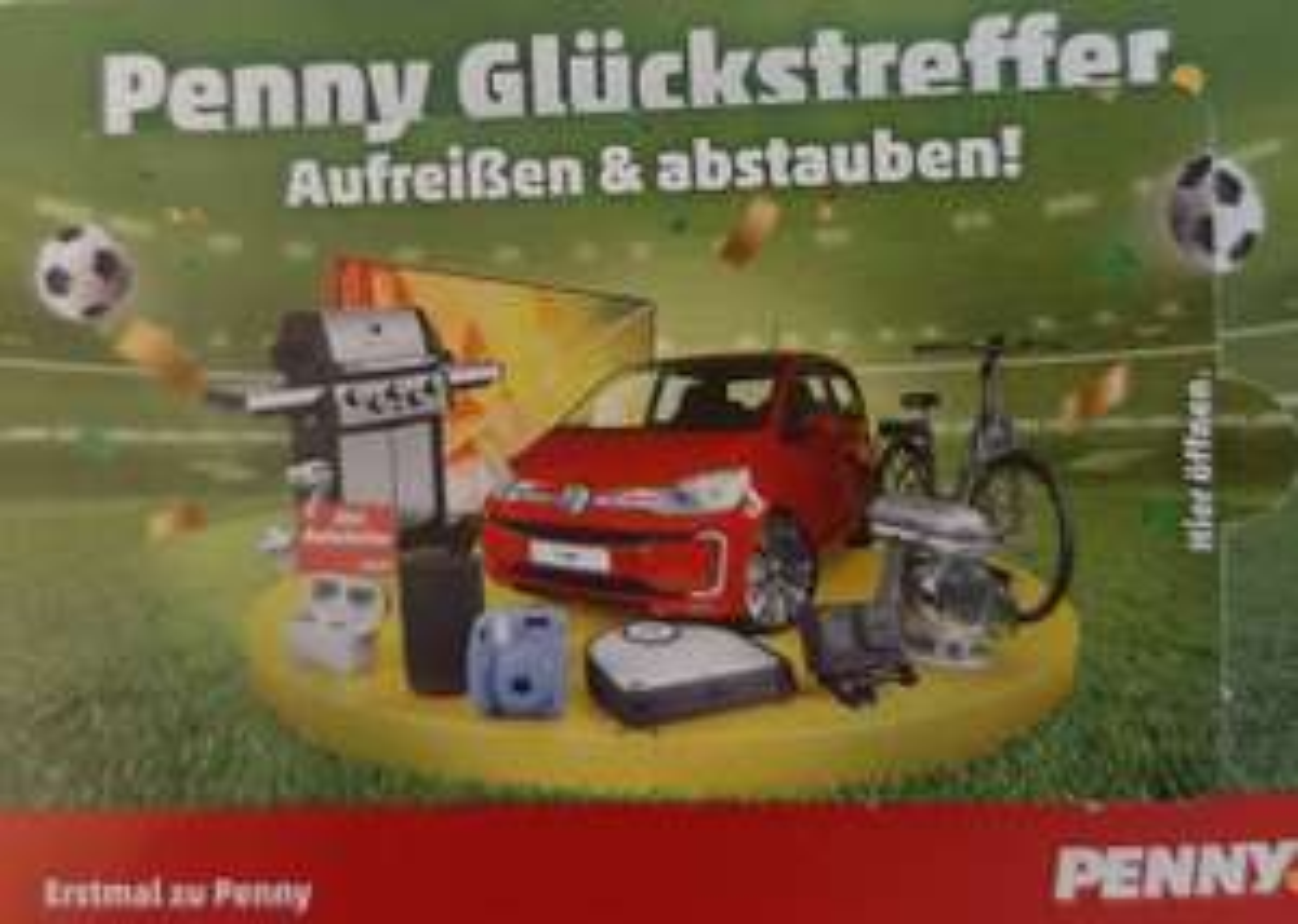 Penny 5 Euro Gutschein ab 40 Euro Mindesteinkaufswert im Penny Markt (offline) bis 11.07.2021