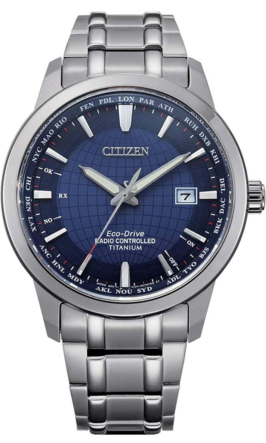 Citizen Herrenuhr CB0190-84L - Titan - Saphirglas - Uhr