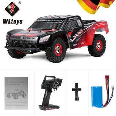 Wltoys 12423 50km/h 1:12 2,4Ghz RC Auto Truck