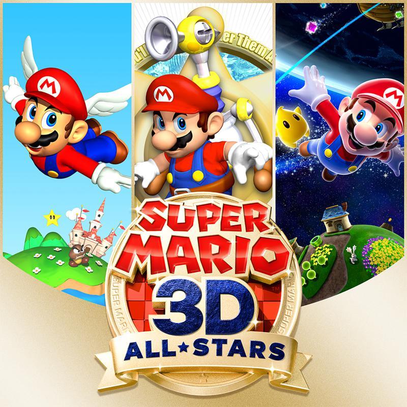 [Lokal] Nintendo Switch: Super Mario 3D Allstars - Expert Klein - Friedberg (Hessen)