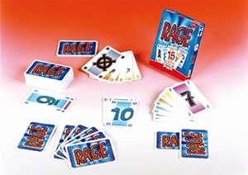 [Prime] Amigo Spiele 990 - Rage Kartenklassiker