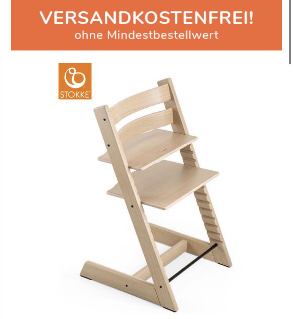 [Corporate Benefits] Stokke Tripp Trapp | Sondermodell Oak (Eiche)
