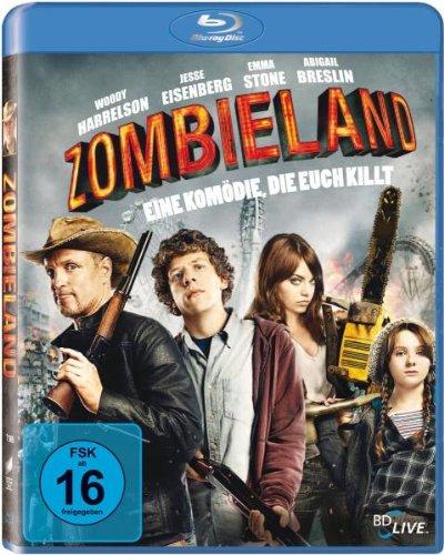 (Amazon Prime) Zombieland [Blu-ray]
