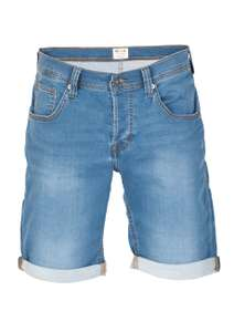 Special Mustang Days - 10% ab 50€ MBW, zB Jeans Short Chicago kurze Stretch Hose Real X Regular Fit für 40€