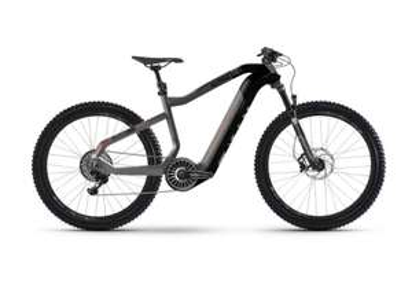 Haibike XDURO AllTrail 6.0 (i630Wh) Hardtail E-Bike (carbon / grau / bronze)