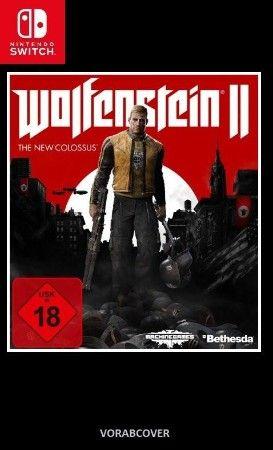 [Lokal Dinslaken] Wolfenstein 2: The New Colossus(Nintendo Switch)