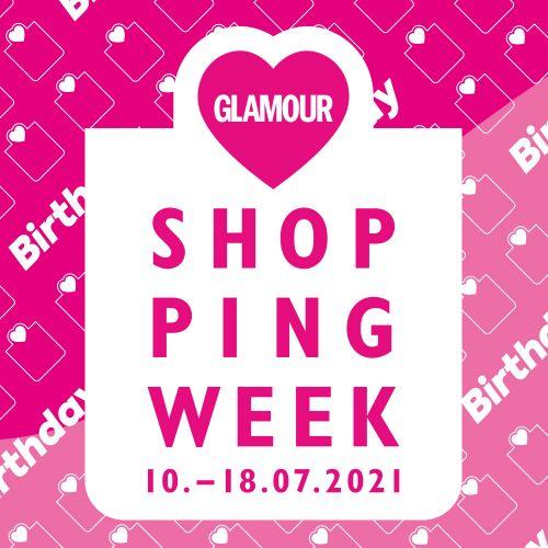 Glamour Shopping Week vom 10.07. - 18.07. | alle Codes und Rabatte