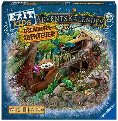 Ravensburger Adventskalender Exit Kids bei Thalia Kultclub