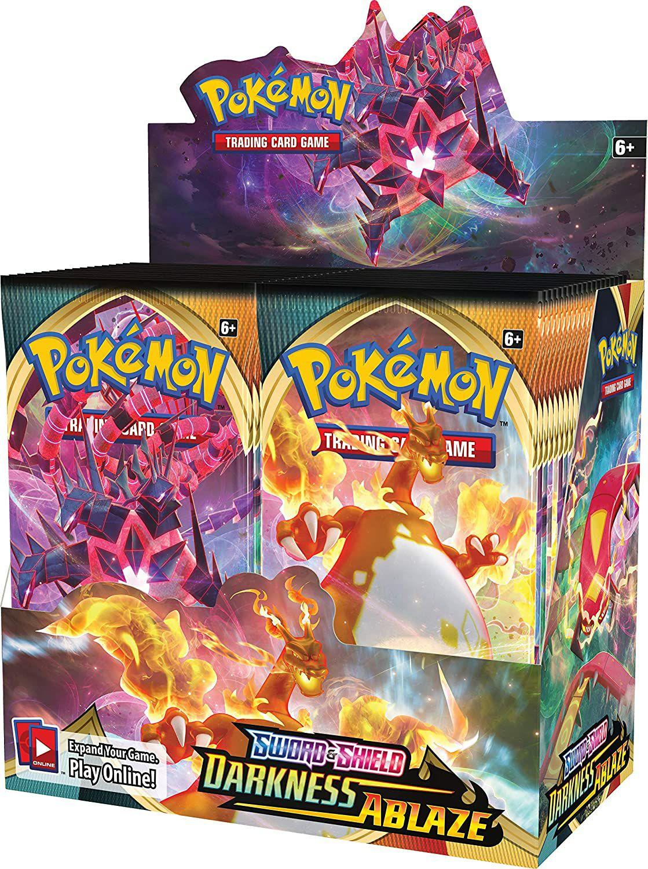 Pokemon Darkness Ablaze (EN) Display