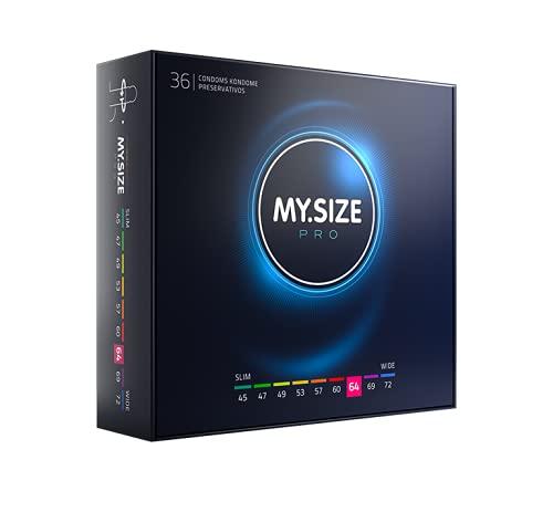 MY.SIZE PRO Kondome | 36 Stück mit 50% Gutscheinaktion inkl. Massagekerze