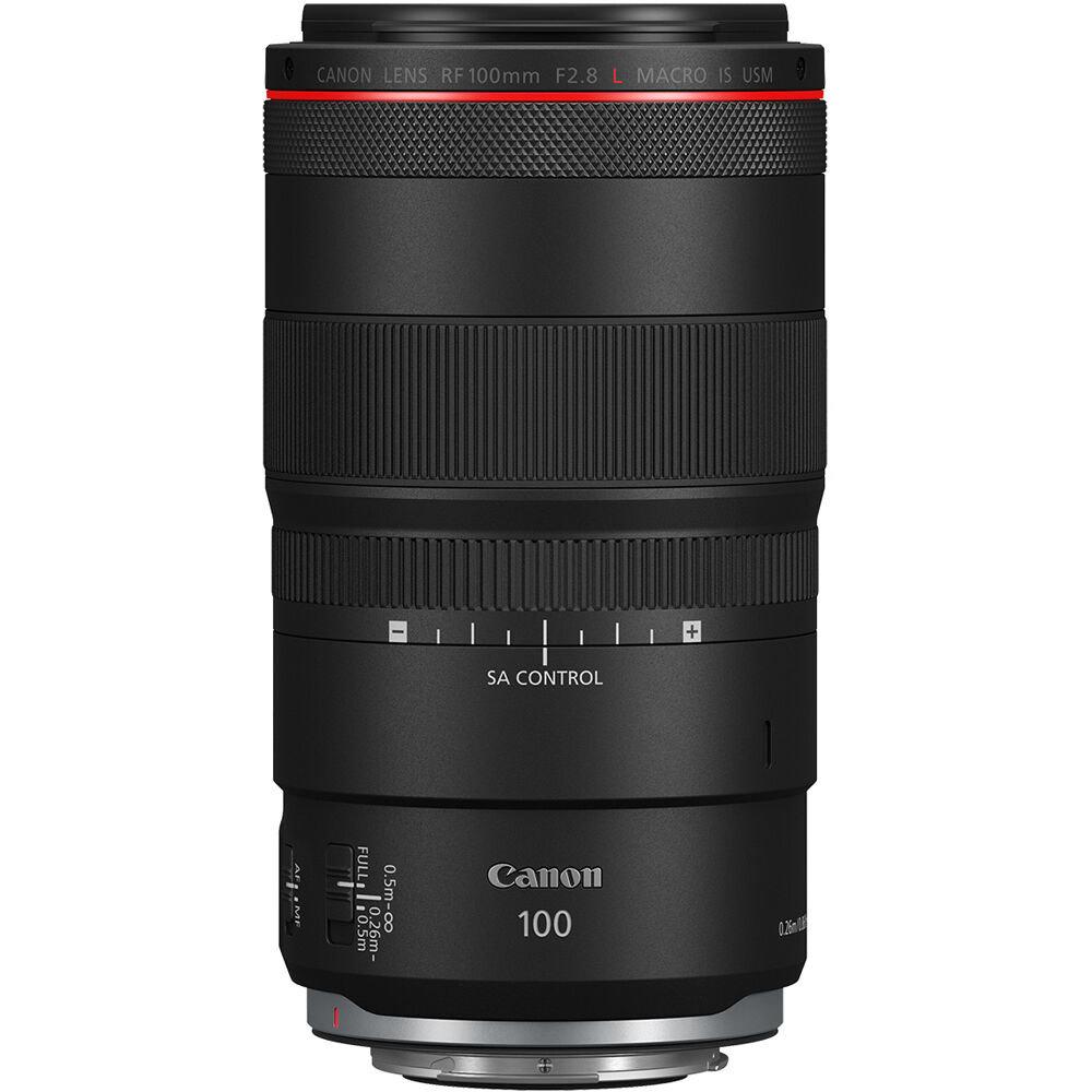 Canon RF 100mm F2.8 L Macro IS USM Objektiv (Vorbestellung)
