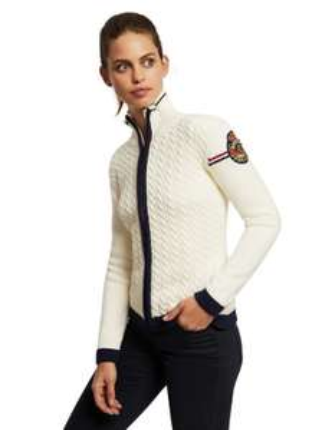 Polo Club Cardigan in Creme Größe S bei limango