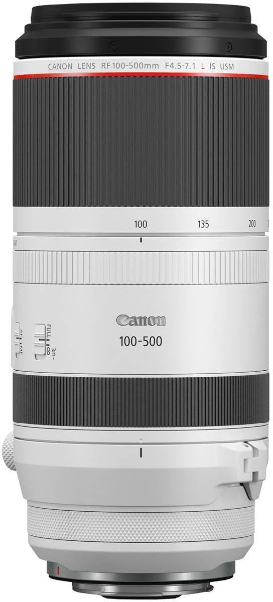 Canon RF 100-500mm F4.5-7.1L IS USM Objektiv
