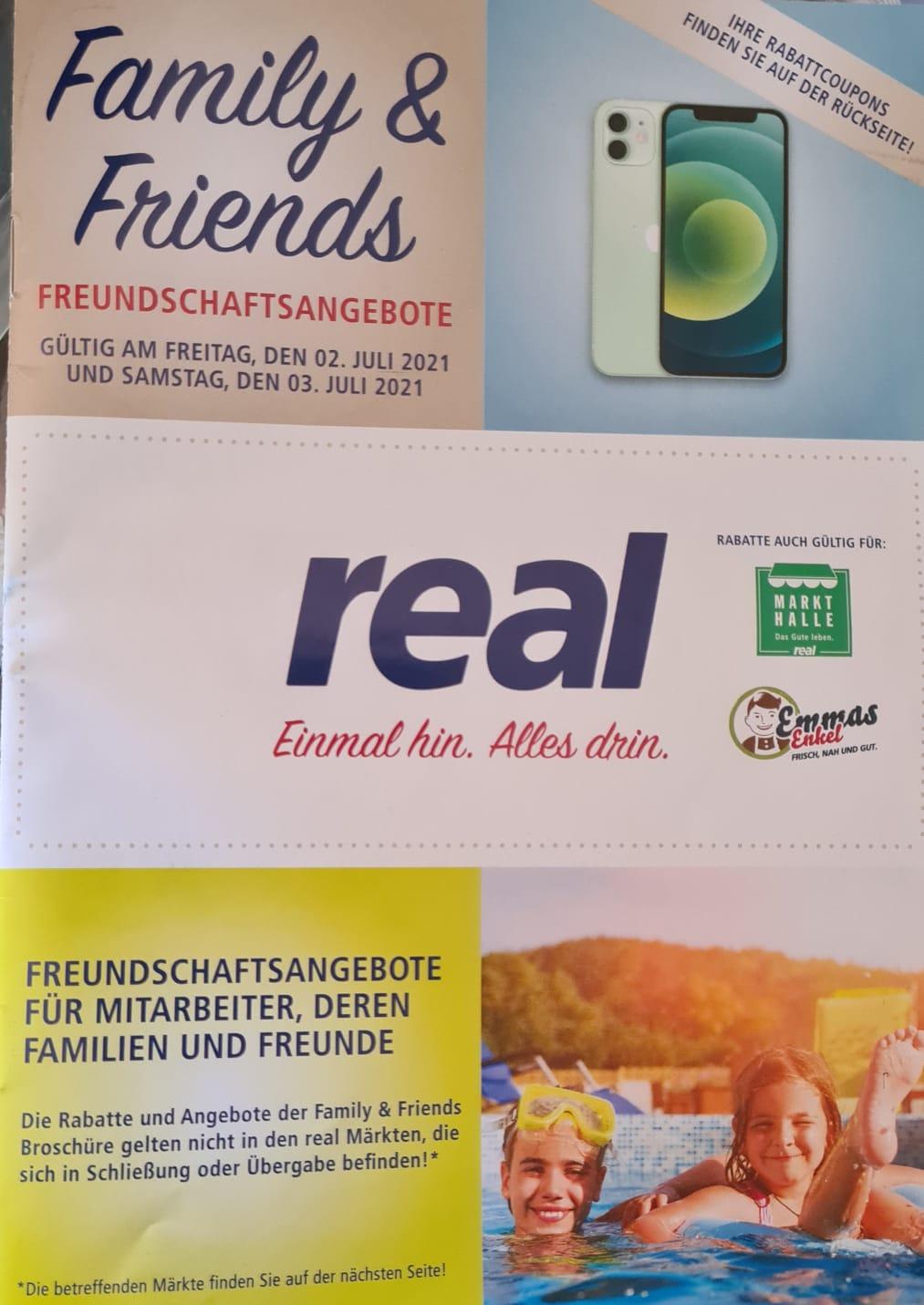 [real family&friends 02/03.07] 19% auf Fernseher/Tablets/Smartphones/Konsolen,z.b. LG65NANO759PA für 728,19€, Asado800 Comp. für 69,97€ uvm.