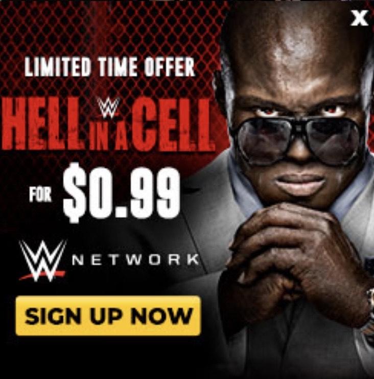 WWE Network für 0,99$ statt 9,99$ für einen Monat